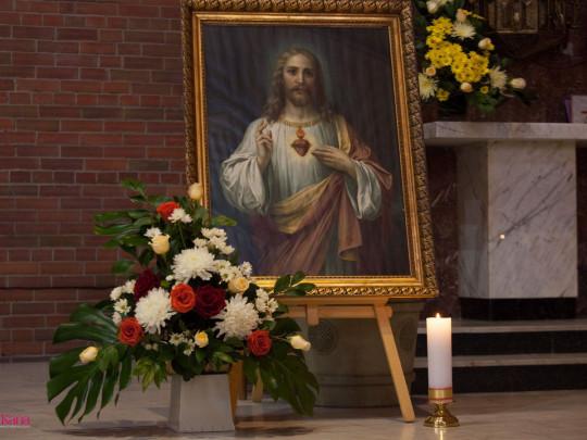 Праздник Сердца Иисуса Христа