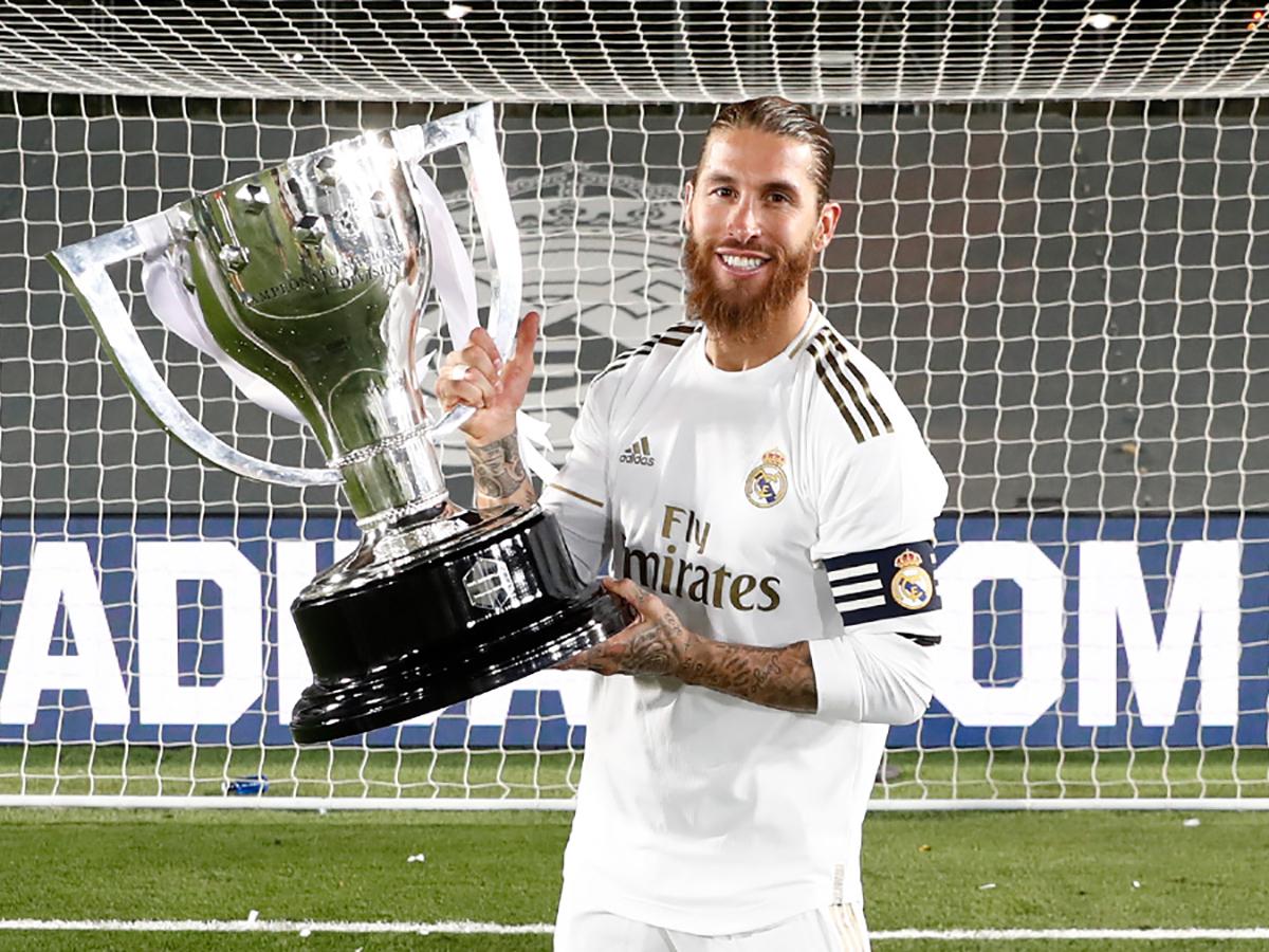 """Мадридский """"Реал"""" стал чемпионом Испании 34-й раз в истории"""