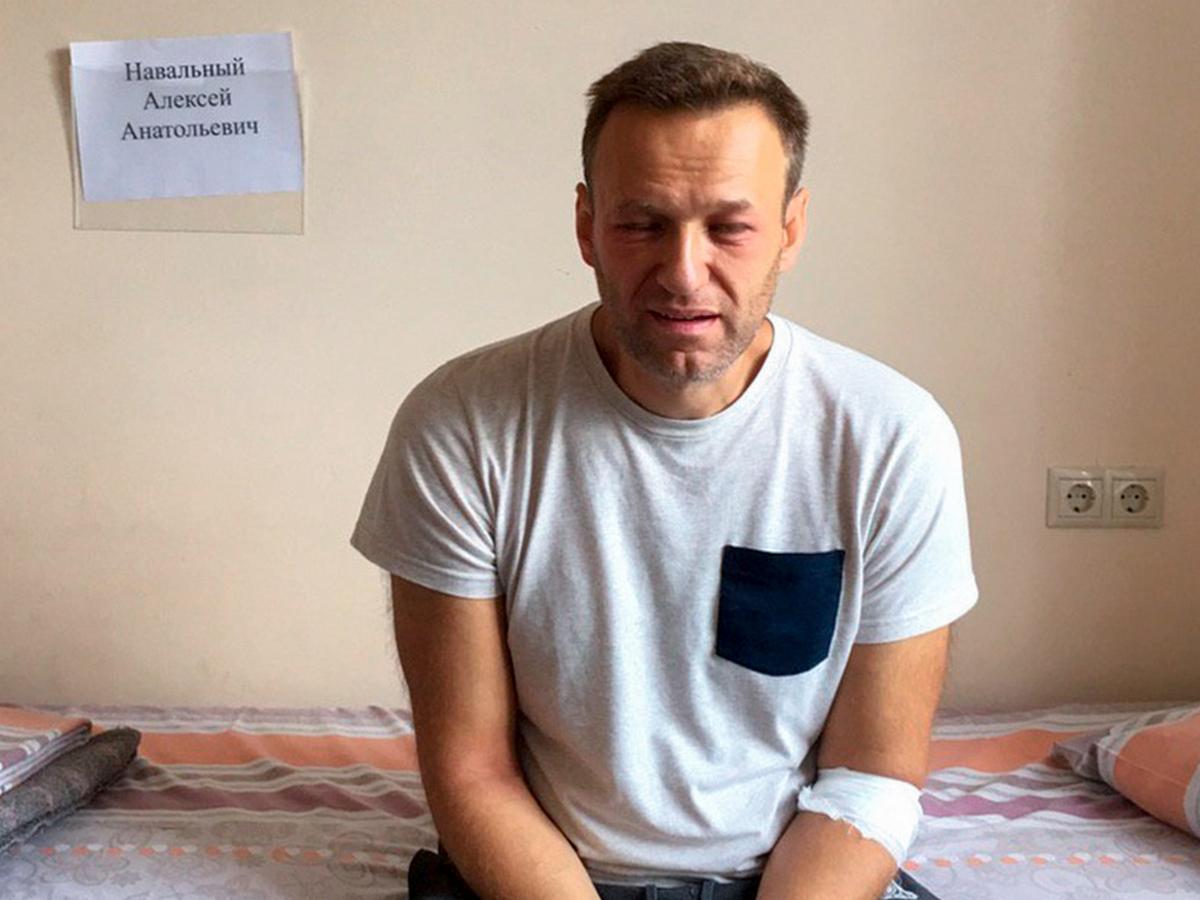 ФБК продолжит клепать расследования, пока взрослые разберутся с «отравлением» Навального