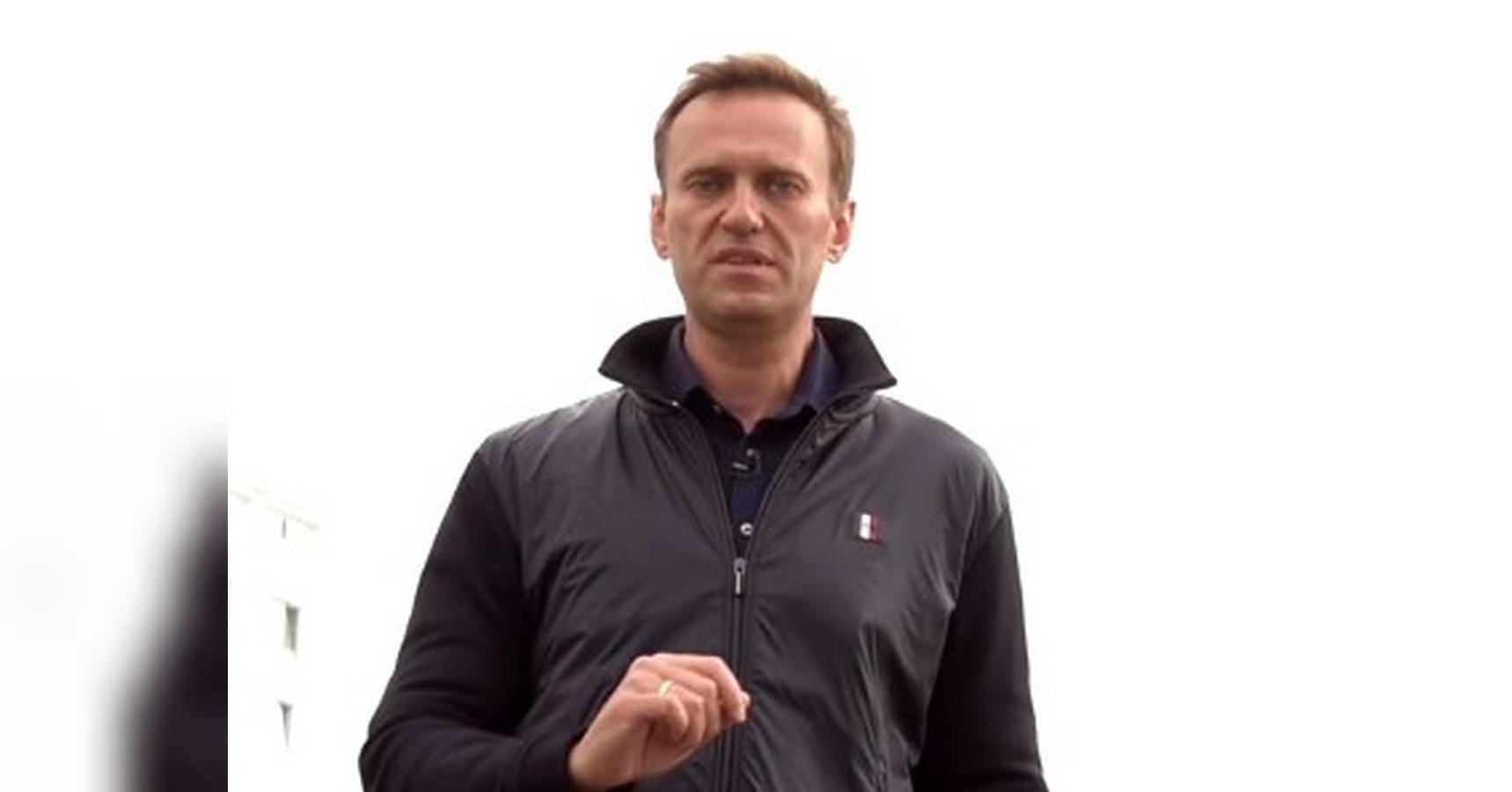 Navalny accuses Russian Federation of withholding an `important piece of evidence`