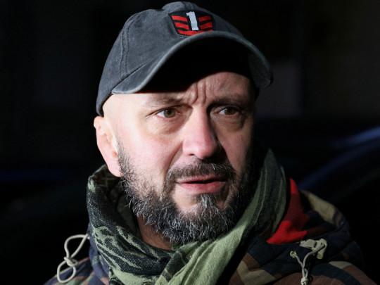 Подозреваемый Андрей Антоненко