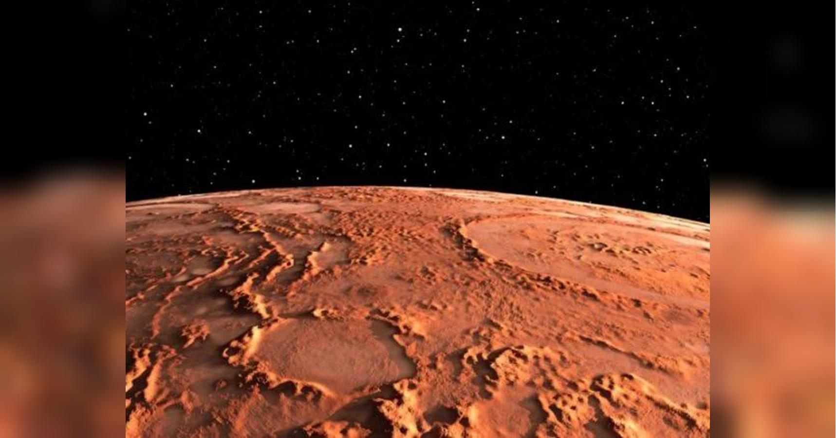 Scientists Claim Discovery of Multiple Liquid Water Lakes on Mars