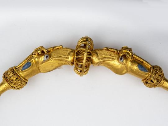Сокровища правителя Ольвии царя Инисмея