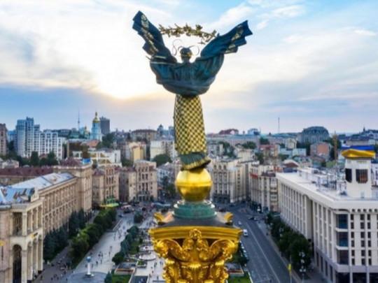 монумент Украина