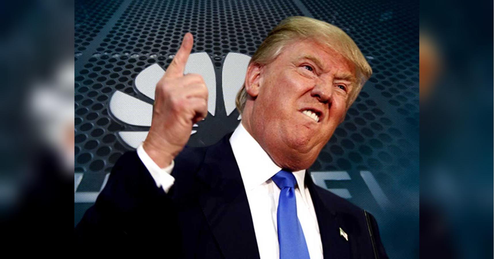 Trump Campaign Site 'Defaced' In Apparent Hack