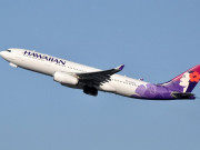 Самолет Hawaiian Airlines