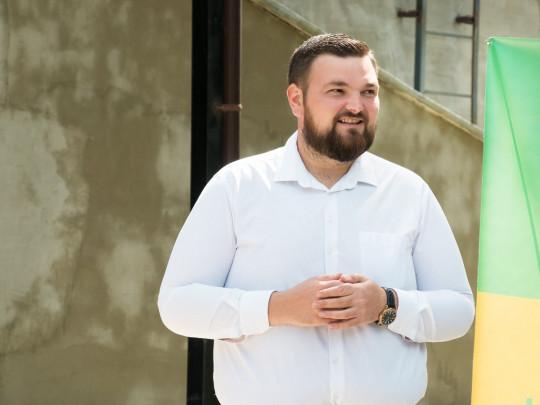 Николай Задорожный