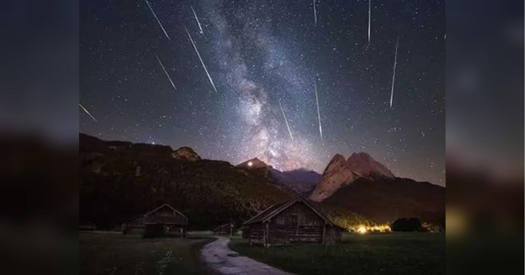Look up! Meteor shower viewing peaks next week, experts say