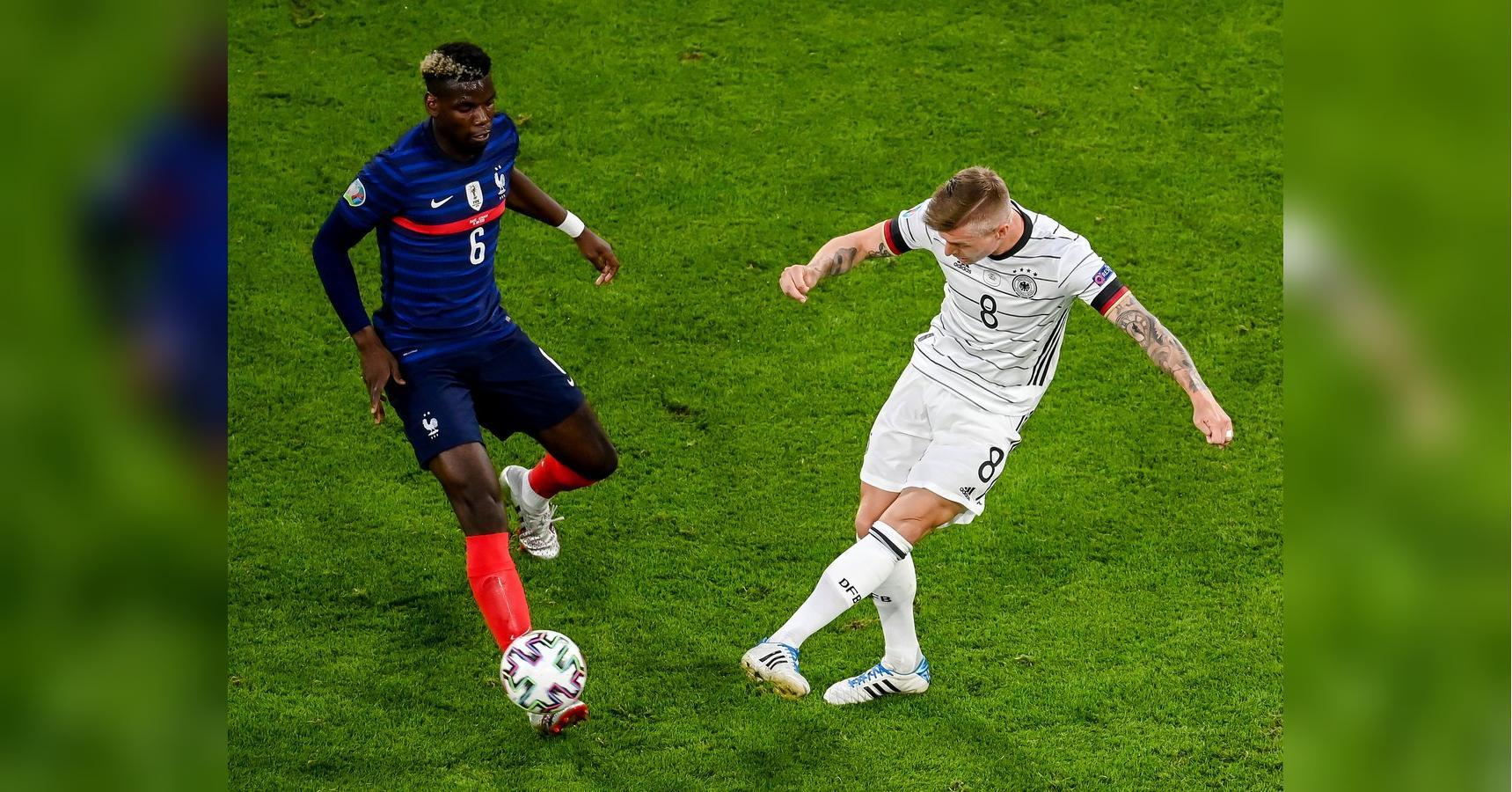 Франція— Німеччина— 1:0: відео голу вматчі Євро-2020