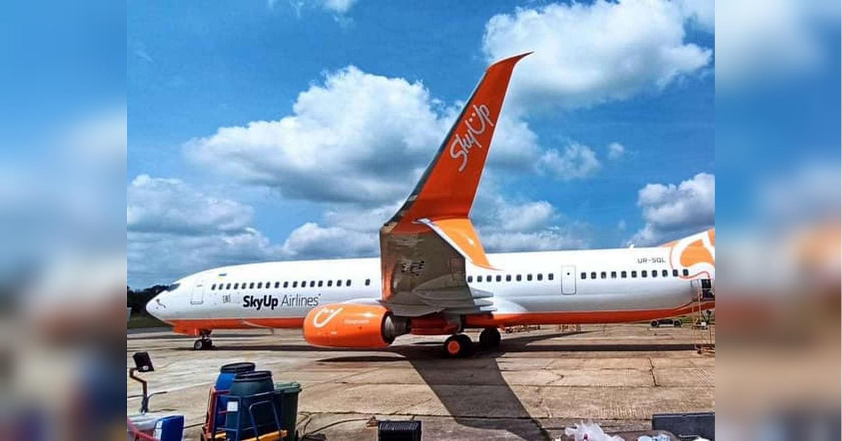 Знову скандал: в аеропорту Батумі збунтувалися пасажири рейсу до Харко