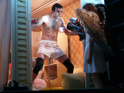 Секс в русских спектаклях на сцене фото 641-323