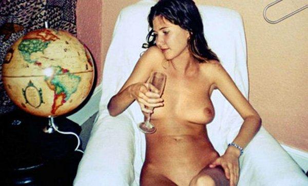 анна чапман эротика фото