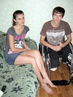Как познакомиться инвалиду с нормальной девушкой