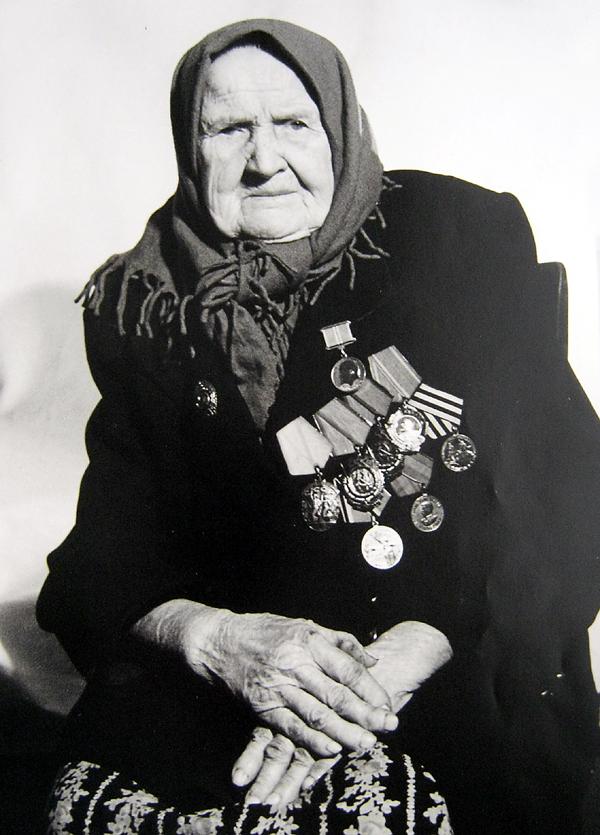 Пелагея Шульц-Шаренко