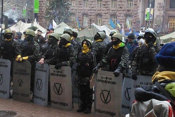 Початок масових убивств на Майдані: 18-20 лютого 2014 року