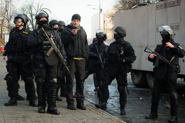 Осенью стартует набор в полицейский спецназ КОРД, - Аваков - Цензор.НЕТ 8553