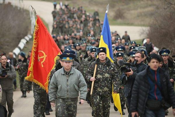 """""""Ми довели, що вміємо захищатися"""", - Порошенко привітав співвітчизників з Днем Гідності та Свободи - Цензор.НЕТ 3223"""