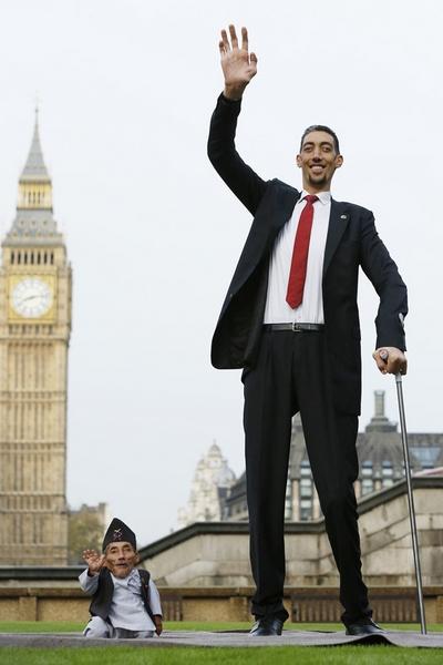 Самый Большой Человек В Мире