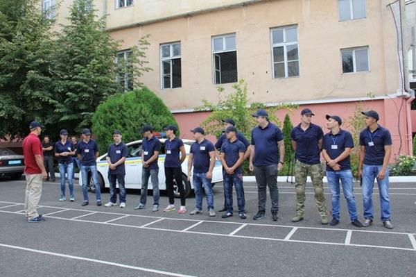 В Одессе новые полицейские «упаковали» Саакашвили в багажник авто (фото), фото-5
