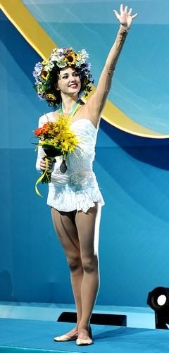 Украинка Ризатдинова стала бронзовым призером чемпионата Европы по художественной гимнастике - Цензор.НЕТ 2794
