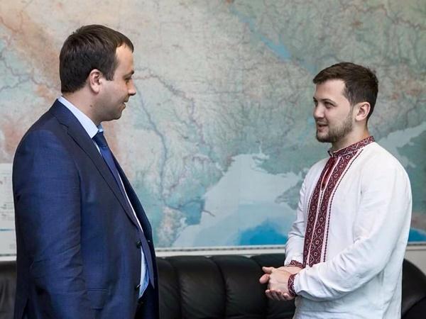 Освобожденный из русского плена Афанасьев получил квартиру вКиеве