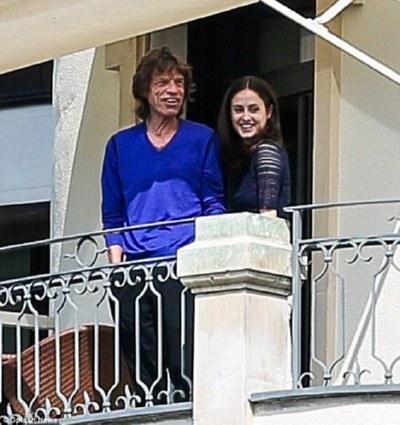 Лидер Rolling Stones будет отцом в 8-ой раз