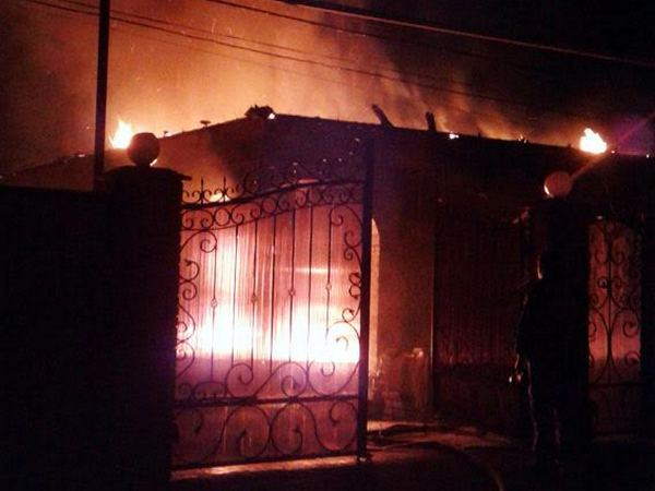 Боевики обстреливают центр Марьинки — Аброськин