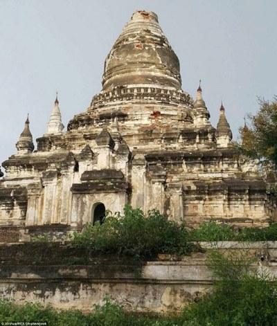 Вцентре Мьянмы случилось сильное землетрясение