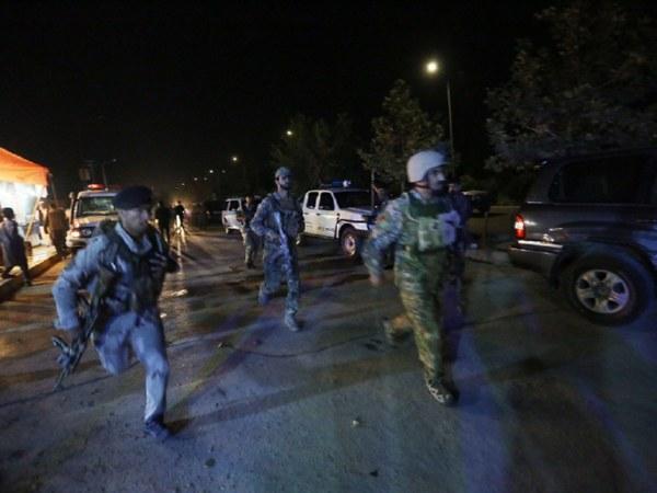 Боевики, напавшие наАмериканский институт вКабуле, уничтожены