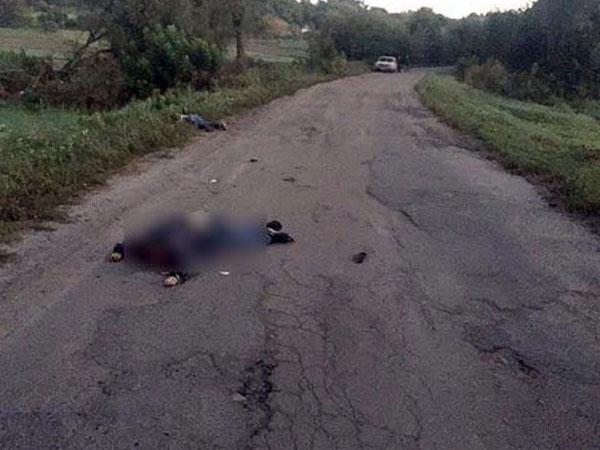 Неизвестный сбил 3-х человек насмерть и исчез сместа ДТП