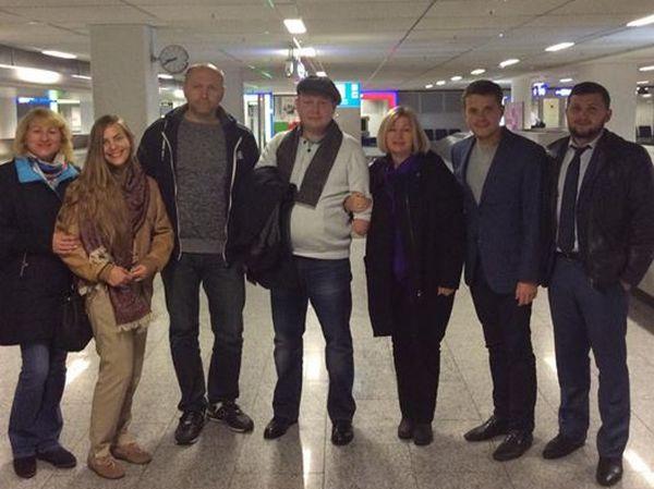 Наобсуждение санкций противРФ вПАСЕ едут Жемчугов иАфанасьев