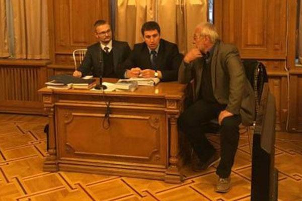 Убийство Гонгадзе: Пукач взале суда пообещал назвать правонарушителей
