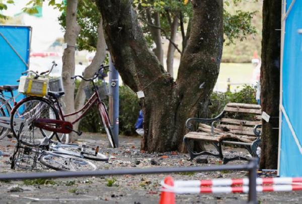Взрывы вяпонском городе Уцуномия: один человек умер, трое ранены