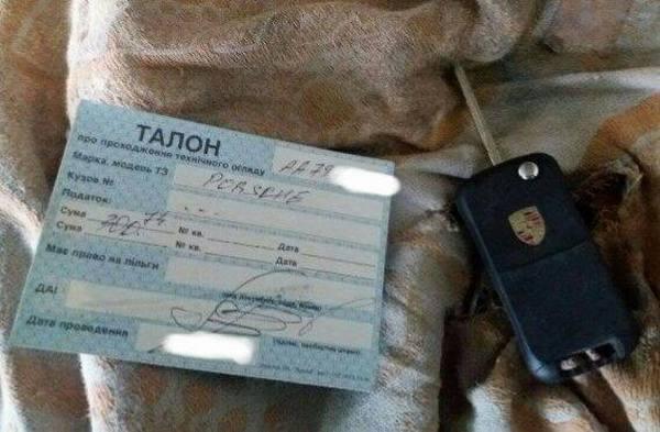 Милиция разоблачила «черных инспекторов», занимавшихся угонами элитных авто