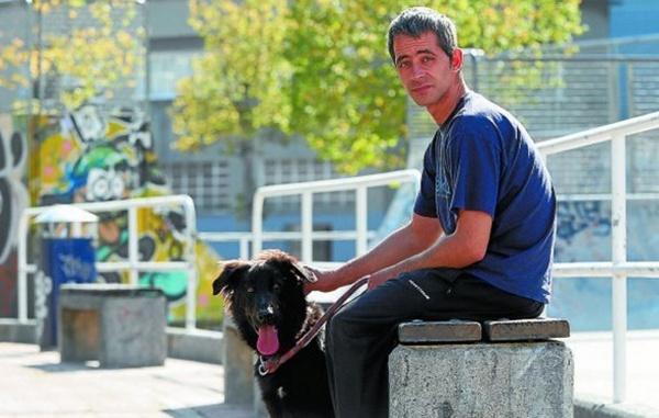 «Реала Сосьедад» устроил бездомного наработу вклуб