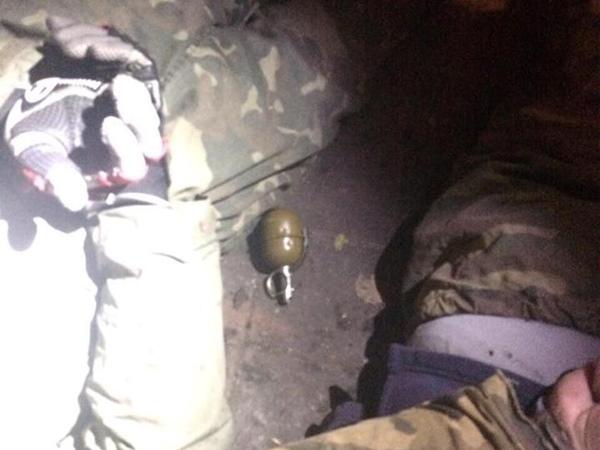 ВОдесской области сострельбой задержали вооруженных преступников: один из уголовников ранен