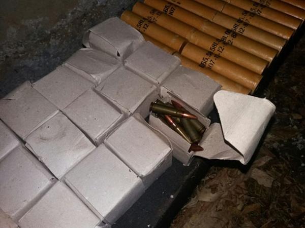 НаДонетчине нажелезнодорожной станции найдены взрывчатка ибоеприпасы