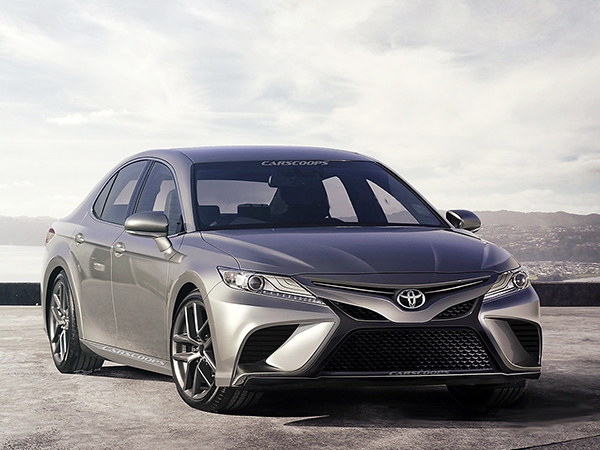 Тойота хочет использовать алюминий вновом поколении Camry
