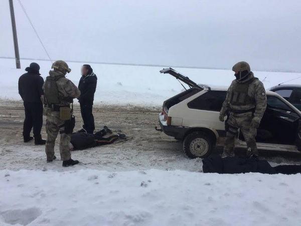 НаХарьковщине КОРД обезвредил вооруженную банду, состоявшую изэкс-милиционеров