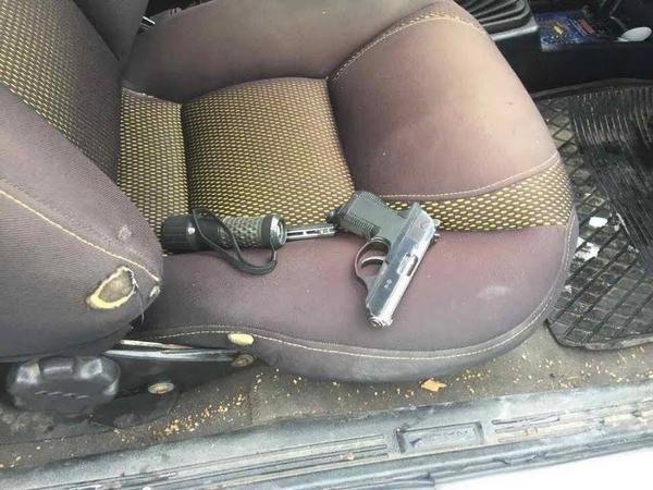 Милиция  Харьковщины обезвредила криминальную  группу, вкоторую входили бывшие менты