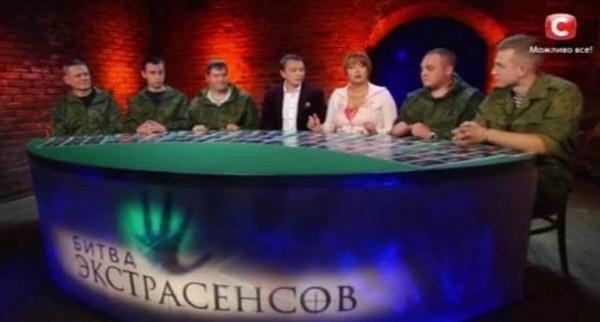 Украинский канал продемонстрировал передачу сучастием русского военного, который воевал наДонбассе