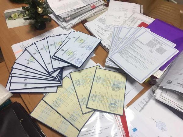 СБУ: ВКиеве иностранцев нелегально зачисляли вмедицинский университет