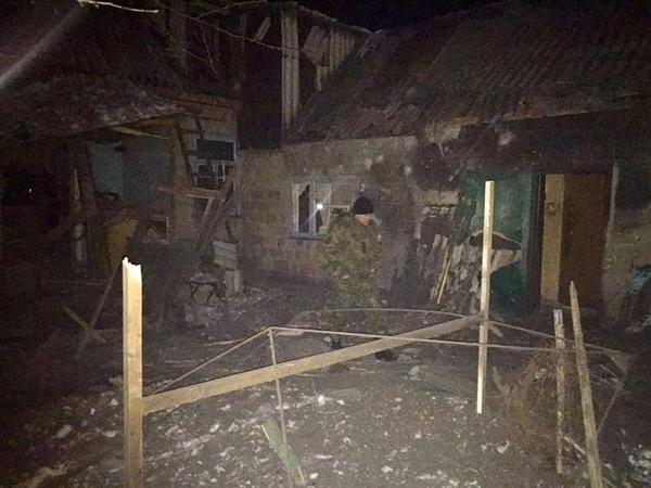 Боевики обстреляли пункты выдачи гуманитарной помощи вАвдеевке, есть жертвы