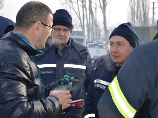 Скончался подполковник ГСЧС, раненный при обстреле Авдеевки