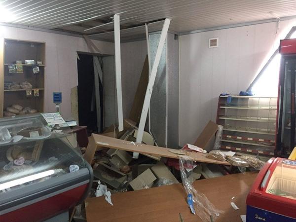 Снаряды попали вмногоэтажные дома, умер мужчина— Обстрел Авдеевки