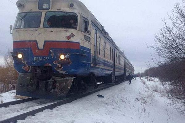 Кровавое ДТП вВинницкой области: поезд снес автобус