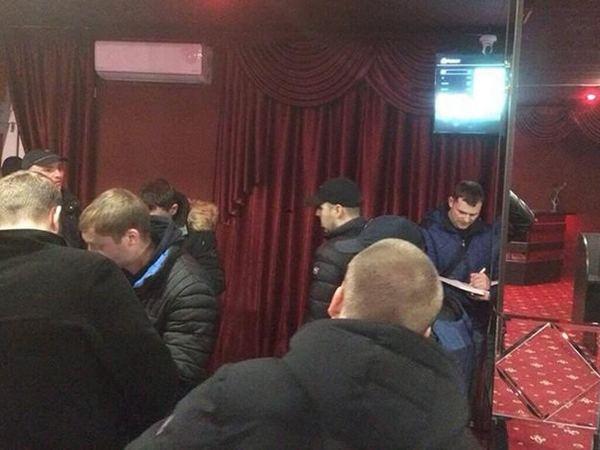 Одесские правоохранители проводят масштабный рейд поигорным заведениям— Лавочка закрывается