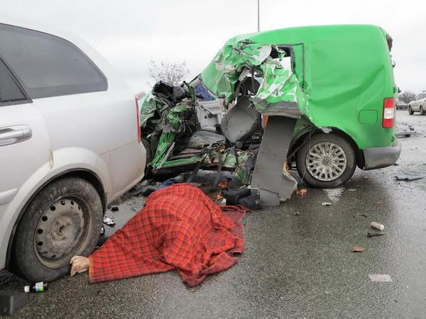 Смертельное ДТП наКиевщине: в итоге  трагедии  погибли 2 человека
