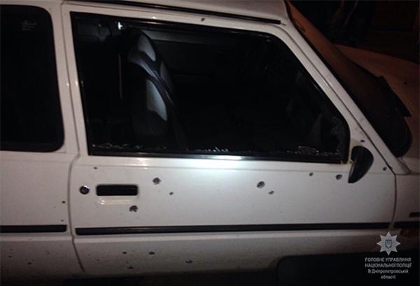 Отвзрыва гранаты вДнепропетровской области пострадали 16 человек