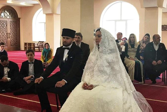 Победительница «Евровидения-2016» Джамала вышла замуж втатарских традициях
